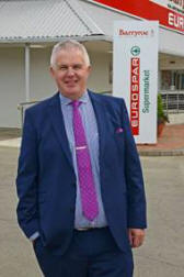 John Cuddihy - Spermarkets Manager